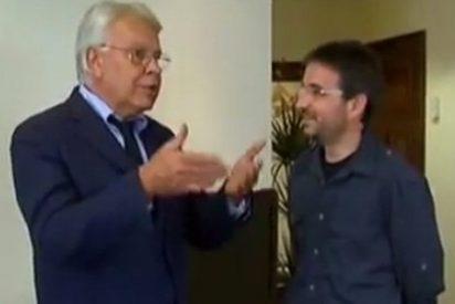 """Felipe González: """"Andalucía será el foco de resistencia ante la ola reaccionaria que barre Europa"""""""
