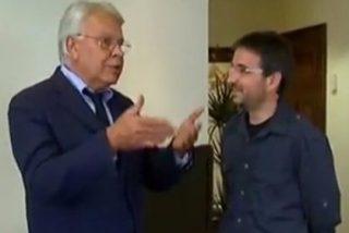 """Sostres: """"Jordi Évole se vuelve azúcar y masaje cuando el entrevistado es Felipe González"""""""