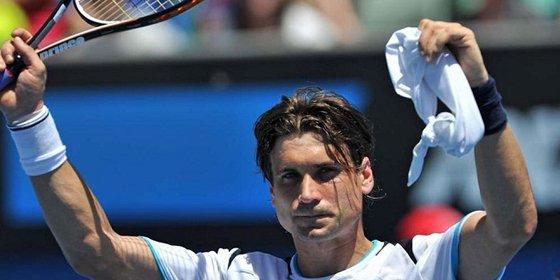 David Ferrer se carga al argentino Del Potro y pasa a cuartos en Miami