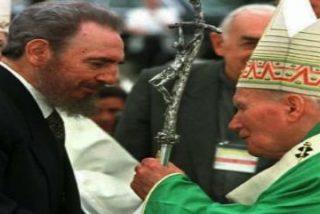 Fidel Castro anuncia que se reunirá hoy con Benedicto XVI 