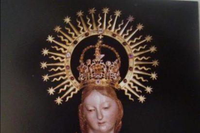 La Catedral de Segovia acoge la recoronación de la Virgen de la Fuencisla