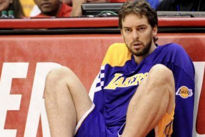 Los Ángeles Lakers caen ante los Thunder con un flojo Pau Gasol