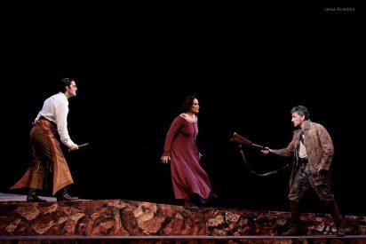 Verismo 'andalú' en una ópera española