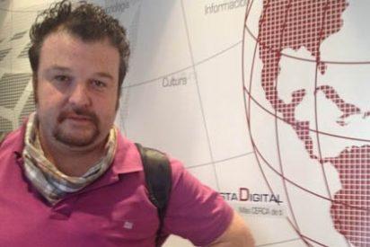"""Íñigo González: """"Tras 'Crónicas Marcianas' me eché a llorar en un taxi porque no sabía qué hacer con mi vida"""""""