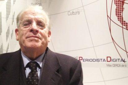 """[VÍDEO ENTREVISTA] Miguel Ángel Gozalo: """"Los socialistas han sido muy hábiles al hacer creer que la TVE de ahora es buena"""""""