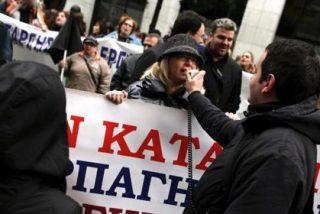 Grecia alcanza el 21% de paro, la mayor tasa de su historia