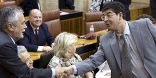 Izquierda Unida ya se ha convertido en el palanganero del PSOE