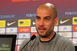 """Guardiola, sobre el conflicto Barça-COPE: """"No hacía falta recurrir a los jueces para saber que Alcalá mintió"""""""