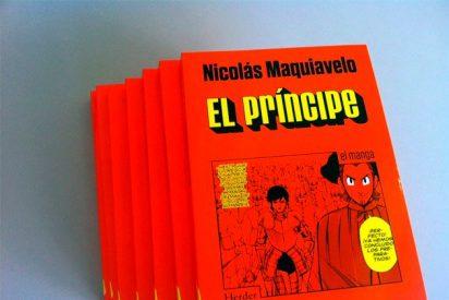 """""""El Príncipe"""", de Maquiavelo, en manga"""