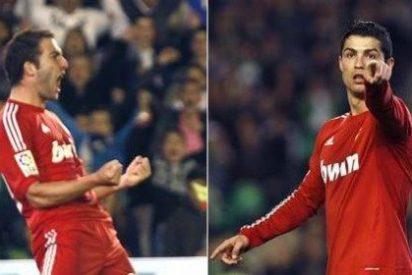 ¿Por qué Cristiano Ronaldo no festejó el gol de Higuaín ante el Betis?