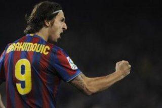 """La 'curiosa' evolución de la prensa catalana con Zlatan Ibrahimovic: de """"tipo familiar y maduro"""" a """"mala persona"""""""