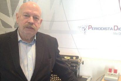 """[VÍDEO ENTREVISTA] José María Íñigo: """"TVE suprimió 'Estudio Abierto' porque un tertuliano quiso hablar de los fondos reservados"""""""