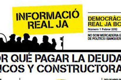 """El 15-M cambia de estrategia: """"Democracia real ya"""" al 'Información real ya'"""