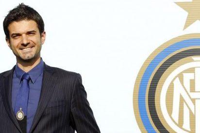 Andrea Stramaccioni, presentado como nuevo técnico del Inter de Milán
