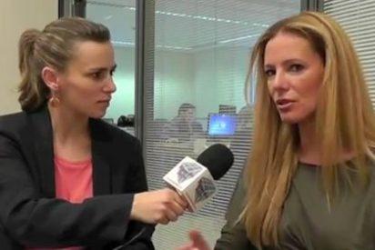 """Paula Vázquez: """"Jorge Javier Vázquez no fue el motivo de que me fuera de Mediaset"""""""