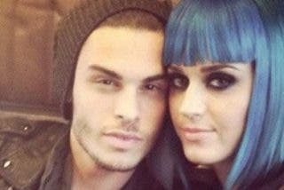 Katy Perry vuelve a encontrar el amor en un guapo modelo francés