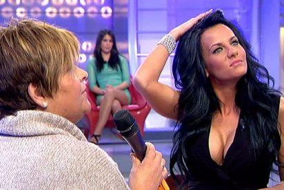 Una 'pechugona' Laura Campos, ganadora de 'GH12', se sube al trono de 'MYHYV' pero por muy poco tiempo ¿Por qué?