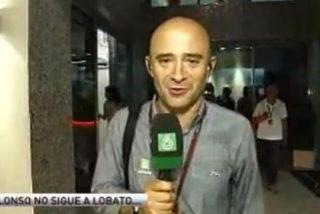 """¿Ataque de cuernos en laSexta? La cadena de Mediapro informa en la llegada a Twitter de Fernando Alonso que el piloto """"no sigue a Antonio Lobato"""""""
