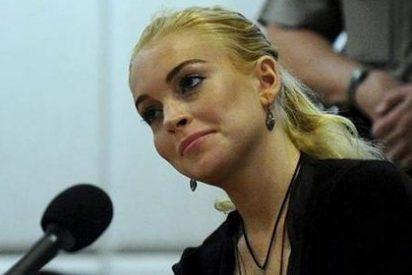 Lindsay Lohan atropella a un peatón con su Porsche en Los Ángeles