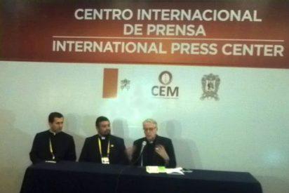 """Lombardi: """"El Santo Padre está feliz de estar en México"""""""