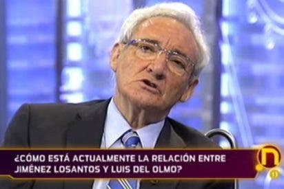 Luis del Olmo, estafado: