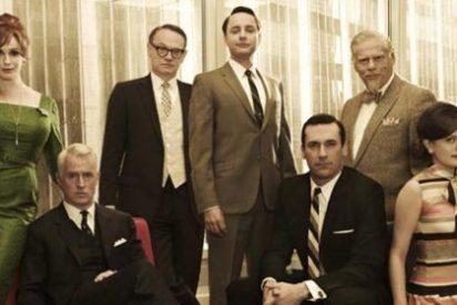 La serie 'Mad Men' regresa con récord de audiencia en EEUU