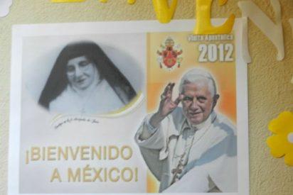 El Papa celebra misa para las monjas españolas que lo acogen en León