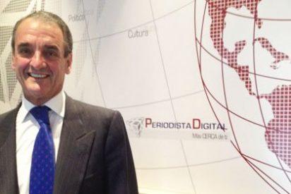 """Mario Conde: """"El ministro Solana (PSOE) nos adelantó que echarían a Pedrojota Ramírez de Diario 16"""""""