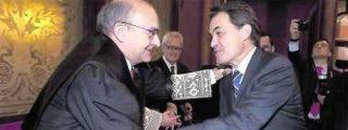 Presión a los magistrados que decidirán sobre la inmersión en catalán