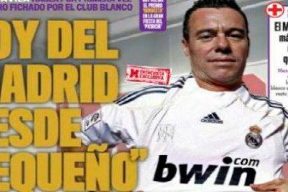 """Los diarios catalanes ponen precio a la Liga del Madrid: """"Megía Dávila percibe unos 7.000 euros al mes que le paga Florentino Pérez desde 2009"""""""