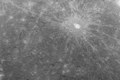 La NASA revela imágenes sorprendentes de la superficie de Mercurio