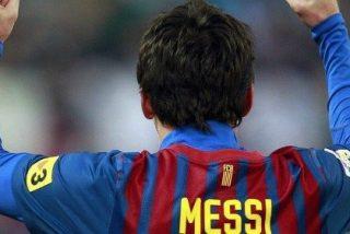 Messi entra en la historia culé en un sufrido partido contra el Granada