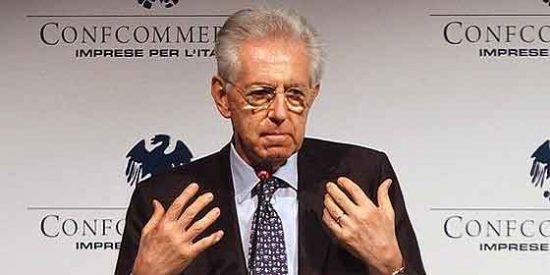 Monti rectifica sus críticas a la economía de España