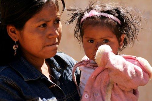 """Cáritas muestra """"el rostro femenino de la migración"""""""