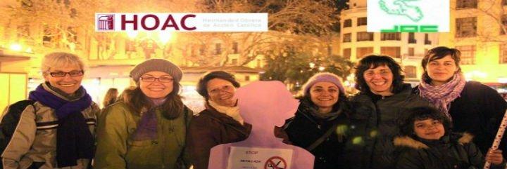 """HOAC y JOC: """"Crisis, reforma y recortes afectan más a las mujeres"""""""