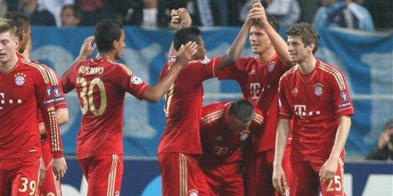 El Bayern supera al Marsella y se lleva la ventaja (0-2)