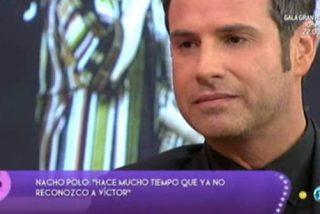 """Tríos sexuales, vicios y frialdad en la """"entrevista estafa"""" de Nacho Polo en 'Sálvame Deluxe': """"Víctor no funcionaba en la cama"""""""