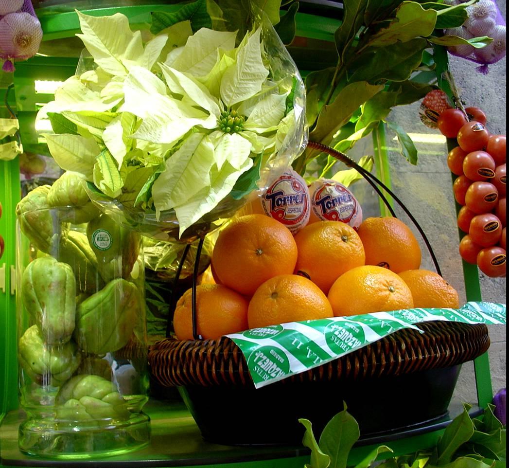 Finde con sabor a Pan de especias a la naranja