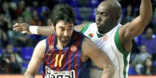 El Barça se coloca a un paso de la 'Final Four' tras derrotar al Unics Kazan