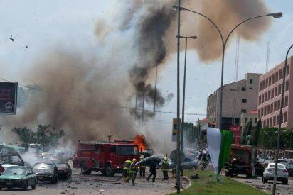 Al menos cinco muertos, incluidos 2 suicidas
