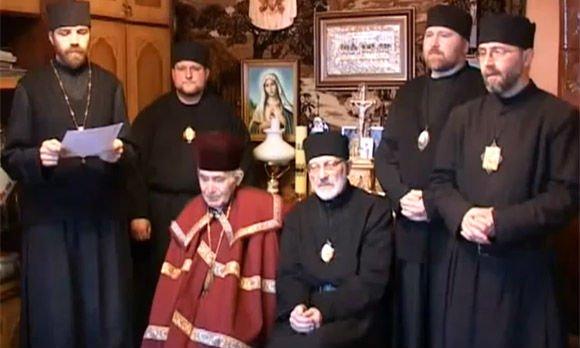 """El Vaticano excomulga a cuatro autoproclamados obispos """"greco-católicos"""""""