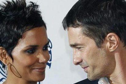 Halle Berry y Olivier Martínez se casan tras dos años de noviazgo