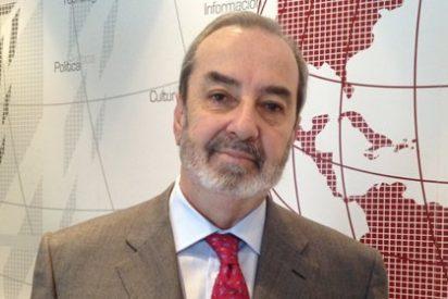 """Pablo Sebastián: """"Cebrián me dijo que con lo de la OTAN algunos tendrían que enseñar el culo"""""""