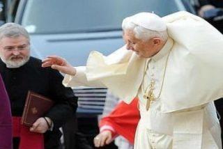 """Benedicto XVI al Primado anglicano: """"Magnanimidad y perdón reciproco"""""""