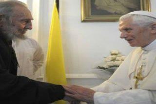 El Papa Ratzinger y Fidel Castro: dos iconos frente a frente
