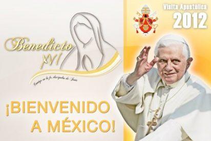 """La Iglesia mexicana pide """"respeto"""" a la visita de Benedicto XVI"""