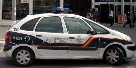 Encuentran un bidón con explosivos junto a un parque de Madrid