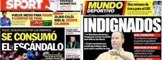 Las caricaturas de Arsene Wenger: cuando la prensa catalana se mofaba de aquellos que criticaban a los árbitros