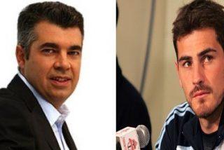 """Julio Pulido en 'Punto Pelota': """"Casillas está atrapado en el vestuario del Real Madrid. Su brazalete de capitán le impide decir publicamente lo que piensa"""""""