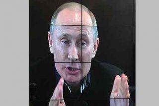 Putin arrasa en las presidenciales rusas y será zar otros seis años